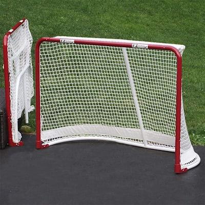 (EZ Goal 6x4 Folding Metal Hockey Goal)
