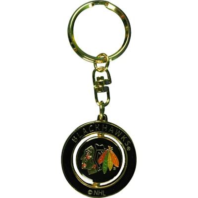 Chicago Blackhawks (NHL Spinner Keychain)