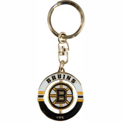 Boston Bruins (NHL Spinner Keychain)