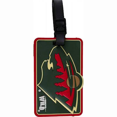 Minnesota Wild (NHL Team Luggage Tag)