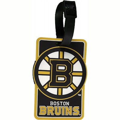 Boston Bruins (NHL Team Luggage Tag)