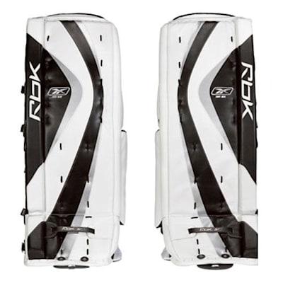 710df6363c1 Reebok Premier II 6K Goalie Leg Pads  08 Model - Junior