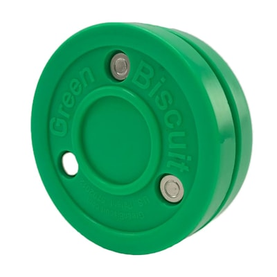 Green (Green Biscuit Packaged Green Biscuit Puck)