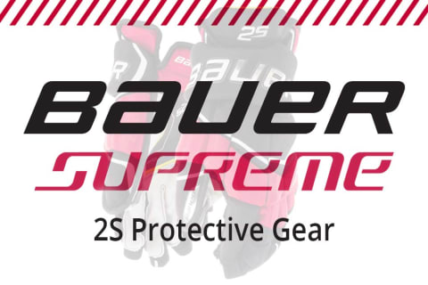 Introducing the 2019 Bauer Supreme 2S Protective Gear
