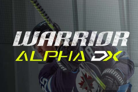 Introducing the 2019 Warrior Alpha Hockey Sticks