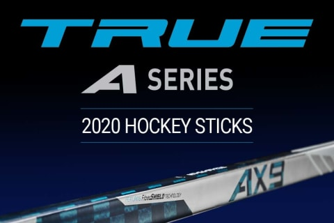 Introducing the 2020 TRUE A-Series Hockey Sticks