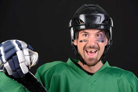The Pros and Cons of Hockey Face Protection