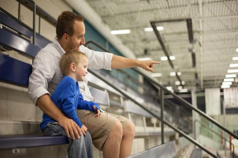 How to Be a Good Hockey Parent