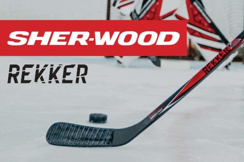Introducing the 2019 Sher-Wood Rekker Hockey Sticks