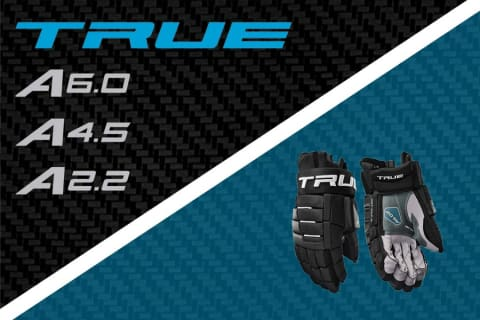 Introducing the 2019 TRUE A-Series Hockey Gloves