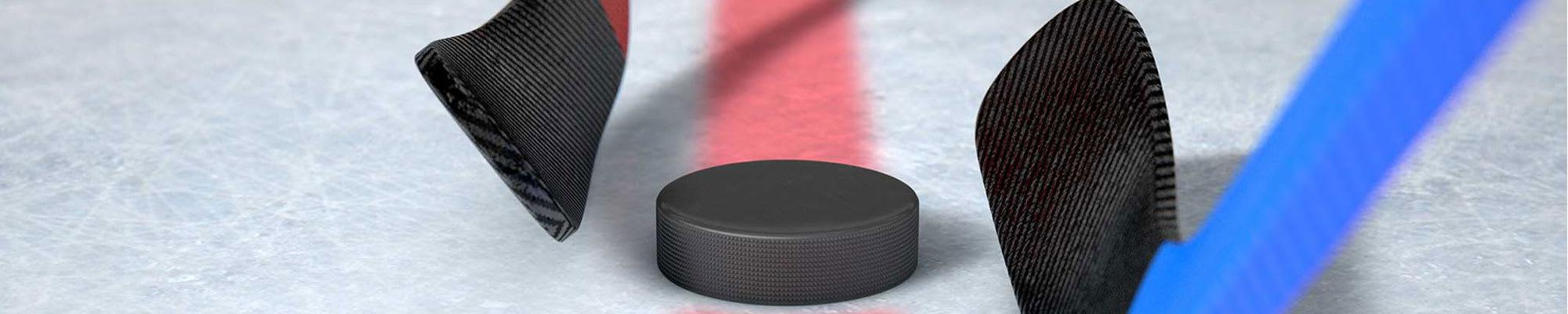 Hockey Stick Blades