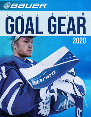 Bauer Goalie Custom Options
