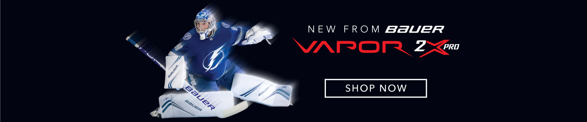 New From Bauer - Vapor 2X Pro
