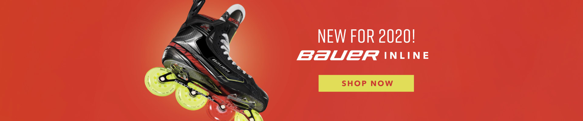 Shop New Bauer Inline Skates