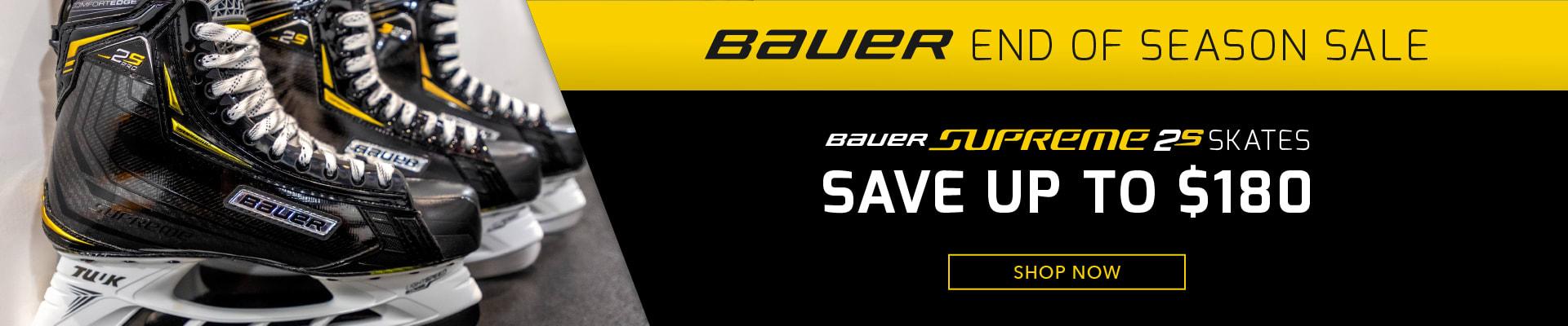 Shop Bauer End Of Season Sale