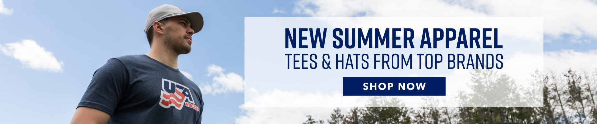 Shop New Summer Apparel