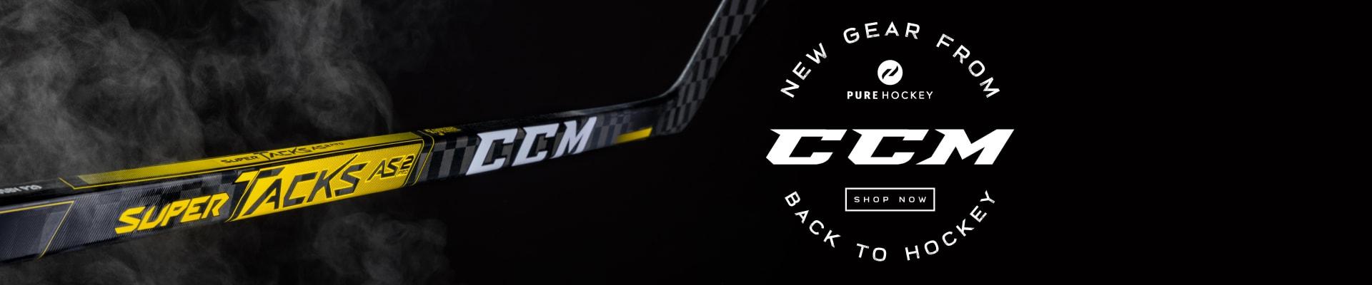 Shop Back To Hockey - CCM