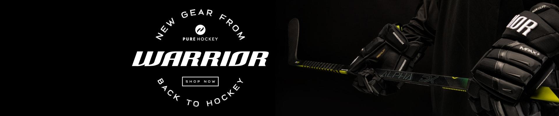 Back To Hockey - Warrior