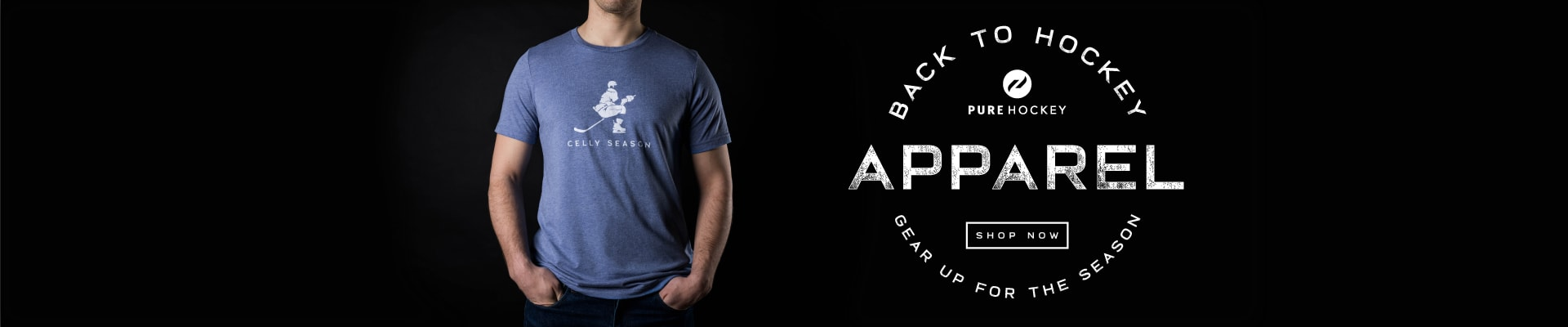 Back To Hockey - Apparel