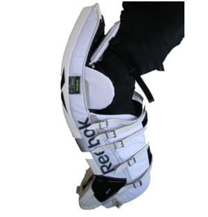 Goalie Leg Pad Fitting Guide Pure Hockey