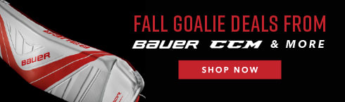 Fall Goalie Deals