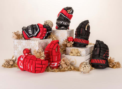 Shop Top Hockey Gloves