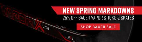 Shop Bauer Sale Gear