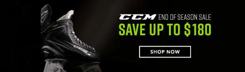 Shop CCM End of Season Sale