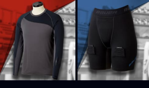 Shop New Bauer Apparel