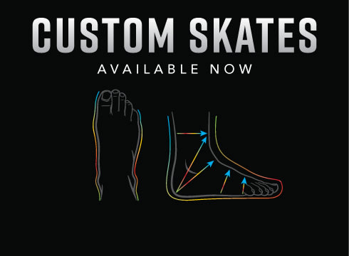 Custom Ice Hockey Skates