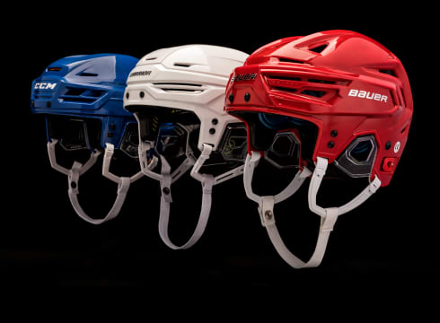Shop Back To Hockey - Helmets