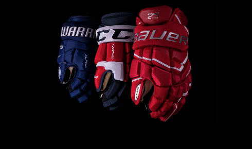 Shop Back To Hockey - Gloves And Protective