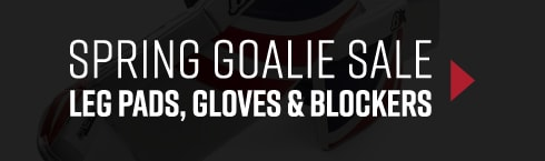 Leg Pad, Glove, and Blocker Deals