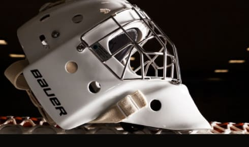 Top Goalie Masks