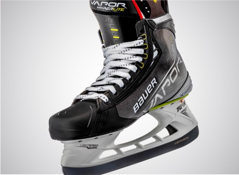 New Bauer Hyperlite Skates