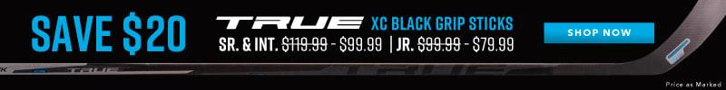 Save $20 True XC Black Stick