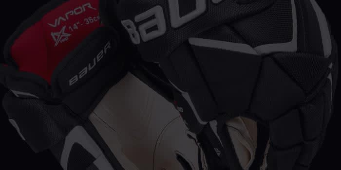 Bauer Supreme Hockey Gloves