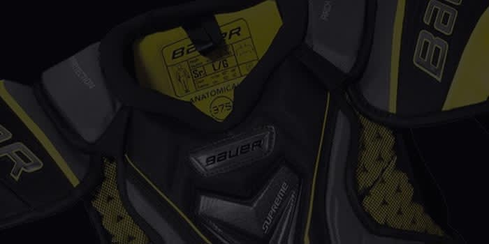 Bauer Hockey Shoulder Pads