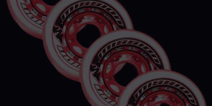Mission Hockey Inline Wheels