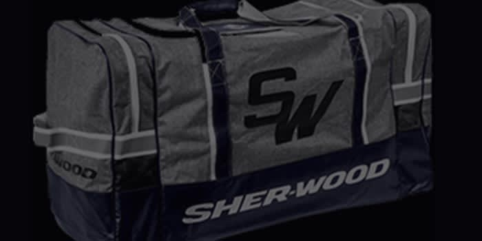 Sher-wood Hockey Bags