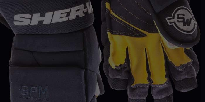 Sher-wood Hockey Gloves