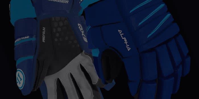 Warrior Hockey Gloves