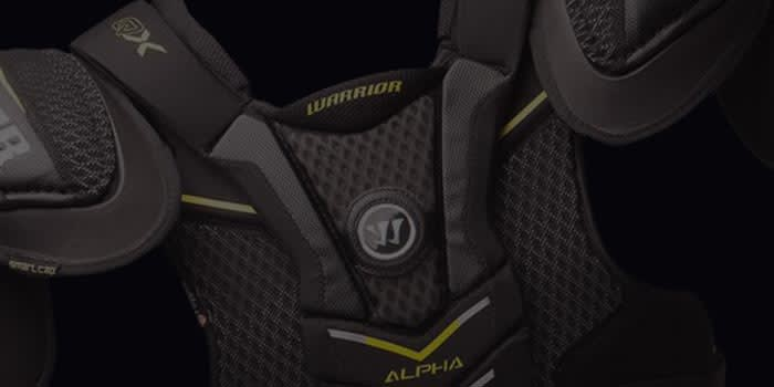Warrior Hockey Shoulder Pads