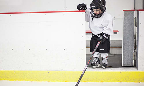 Learn To Play Hockey at the development level