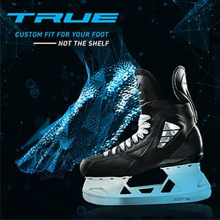 TRUE Custom Skates