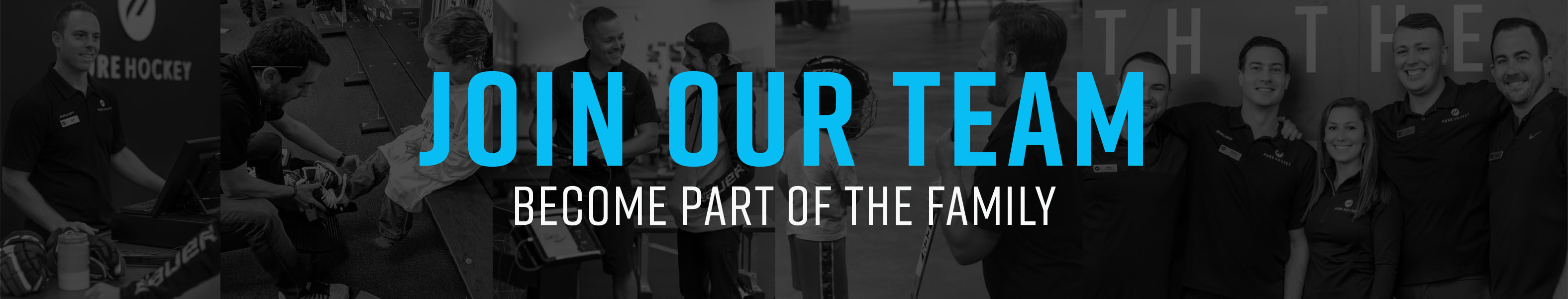 Join Our Team - Become Part of the Family