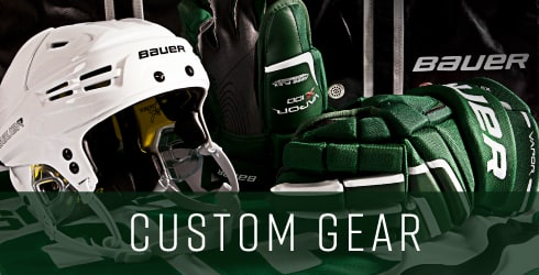 Team Sales Custom Hockey Equipment