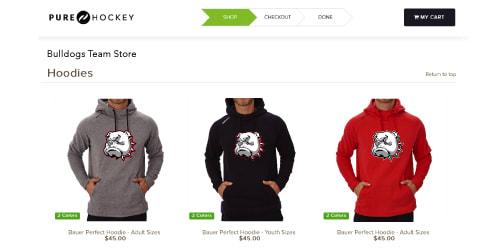 Team Sales Online Stores