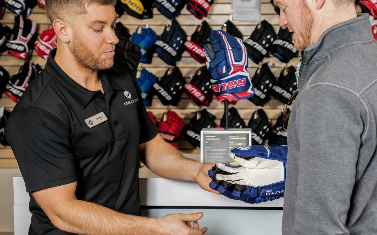 Is It Time for New Hockey Gloves?