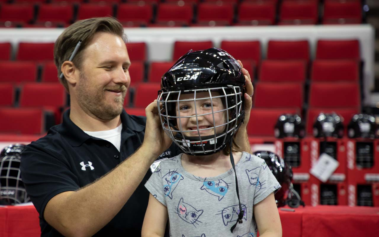 Is It Time for a New Hockey Helmet?